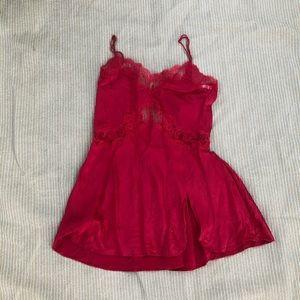 Victoria's Secret Lingerie Slip Dress